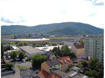 EasyWG AT - 21m2 Zimmer in 3er WG - Innenstadt, Graz - 325 € pm