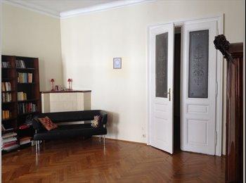 13 qm Zimmer in einer 3er WG in einer größen Wohnung und...