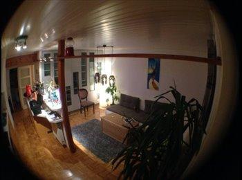 Zimmer mit Garten