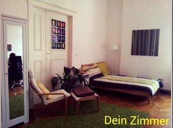 EasyWG AT - 24m2 Altbau-Zimmer in 2er WG und bester Uni-Lage! - Innenstadt, Graz - 390 € pm