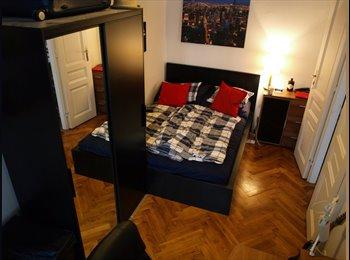 EasyWG AT - 13 m² Zimmer mit privater Loggia in 4er-WG im 5. - Wien  5. Bezirk (Margareten), Wien - 350 € pm