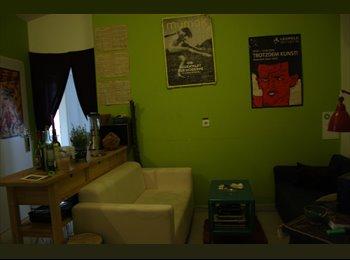 EasyWG AT - gemütliches Zimmer in entspannter 5er WG für den Sommer - Wien 17. Bezirk (Hernals), Wien - 300 € pm