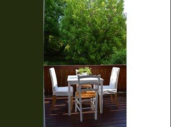 EasyWG AT - Garten und Balkon im Herzen der Altstadt - Innenstadt, Linz - 370 € pm