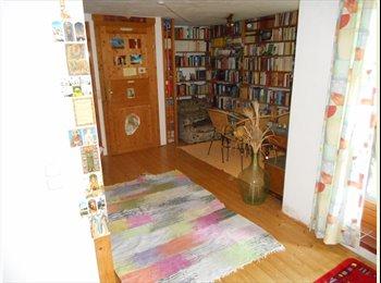 Suche Mieter für großes Zimmer mit Garten und pool Zugang...
