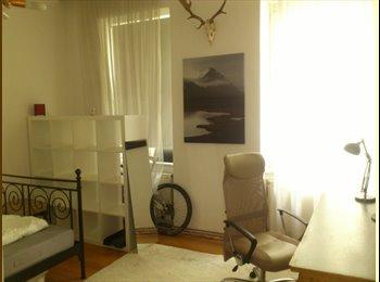 EasyWG AT - Zwischenmiete: Zimmer in schöner, geräumiger Wohnung bis Dezember/Jänner - Wien 17. Bezirk (Hernals), Wien - 370 € pm
