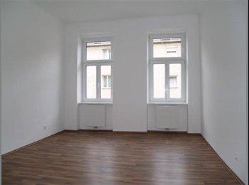 EasyWG AT - Helles 20qm Altbauzimmer in 2er WG frühestens ab 15. Okt - Wien  3. Bezirk (Landstraße), Wien - 367 € pm
