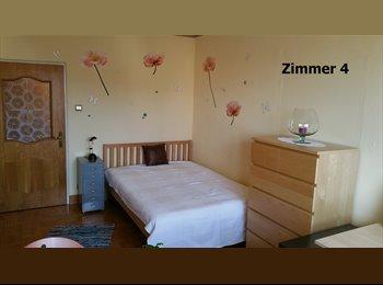 EasyWG AT - 17m² Zimmer in 129m² WG  # ruhige Seitengasse # direkt bei U3!!! # 2 Badezimmer, kompl. ausgestattet, Wien - 435 € pm
