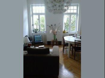 EasyWG AT - Geschmackvolle Altbauwohnung zur Zwischenmiete zu vergeben - Wien 14. Bezirk (Penzing), Wien - 675 € pm
