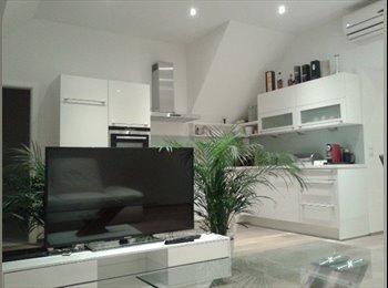 EasyWG AT - 1 Zimmer zu vermieten-Hochwertige 87 m² Dachgeschosswohnung mit Blick über Wien + 40 m² Dachterrasse - Wien 10. Bezirk (Favoriten), Wien - 650 € pm
