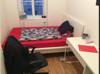 EasyWG AT - 11 qm ruhiges Zimmer, Nähe der Lugner City und U6 Burggasse - Wien, Wien - 366 € pm