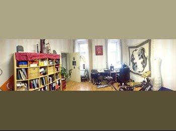EasyWG AT - 24 m2 wunderschönes hofseitiges Altbauzimmer in zentraler Lage - Wien  6. Bezirk (Mariahilf), Wien - 410 € pm