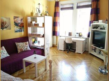 EasyWG AT - Großes, möbliertes Zimmer in 2er WG zur Zwischenmiete - Wien 14. Bezirk (Penzing), Wien - 400 € pm