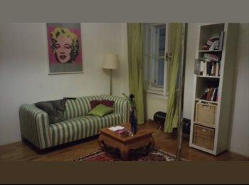 EasyWG AT - Untermiete/Subletting: Wohnung Wien 6.Bezirk / Flat Vienna 6th district - Wien  6. Bezirk (Mariahilf), Wien - 500 € pm