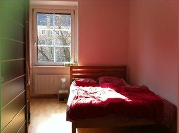 EasyWG AT - Zimmer in UHRFAHR 85qm heller Neubauwohnung (nur an Pendler) - Linz, Linz - 350 € pm