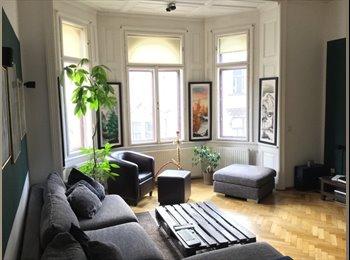 EasyWG AT - 149m² voll möblierte WG mit zentraler Lage sucht einen glücklichen neuen Mitbewohner - Wien  6. Bezirk (Mariahilf), Wien - 750 € pm