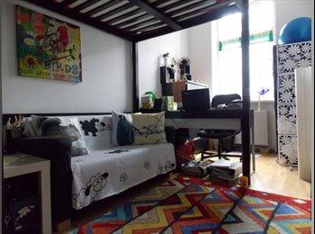 EasyWG AT - Gemütliches 12 qm Zimmer in 2er WG ab 1.3 - Wien 16. Bezirk (Ottakring), Wien - 340 € pm