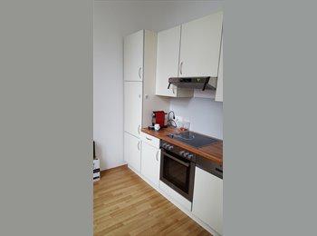 83m² Wohnung sucht Mitbewohner für 2er WG