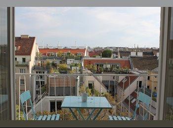 WG Zimmer mit Balkon und Wienblick zu vergeben