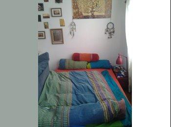EasyWG AT - Zwischenmiete: gr. Zimmer in 1040, direkt neben HBF im Sommer - Wien  4. Bezirk (Wieden), Wien - 395 € pm