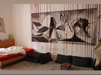 EasyWG AT - 28 m² großes Zimmer in ruhiger Gegend und doch zentral , Wien - 320 € pm