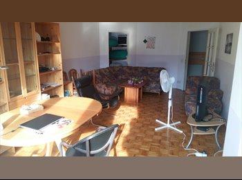 EasyWG AT - Zu zweit 3-Zimmer Wohnung teilen ab 1.August, Wien - 450 € pm
