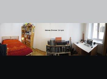14 m² Zimmer in netter 2er-WG, zentral