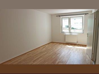 EasyWG AT - WG SUCHT MITBEWOHNER - HOFSEITIGES ZIMMER 20m² - ERSTBEZUG, Wien - 460 € pm