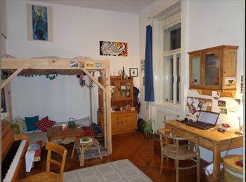 25qm WG Zimmer in wunderschöner Altbauwohnung