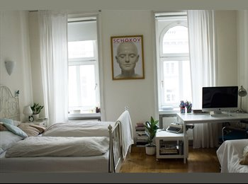 EasyWG AT - Helles, großes WG-Zimmer im 3. Bezirk / Mai bis September, Wien - 430 € pm