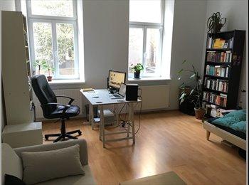 EasyWG AT - WG-Zimmer für 7 Wochen in bester Lage zu vergeben (Mitte/Ende März bis Anfang Mai), Wien - 440 € pm