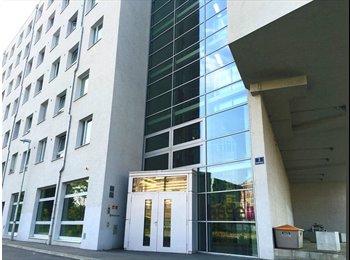 EasyWG AT - Einzelstudio im Studentenheim (alles inklusiv), Wien - 495 € pm