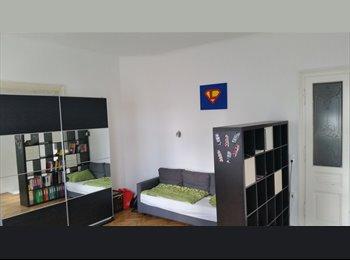 EasyWG AT - 30qm Altbauwohnung in einer gemütlichen 4er WG, Wien - 420 € pm