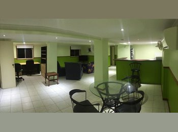 1 bedroom ganny flat