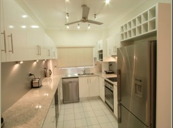 EasyRoommate AU - LUXURY 3 BED APARTMENT-AIRCONDITIONED-POOL - Earlville, Cairns - $160 pw
