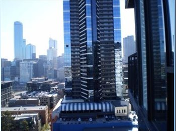 Southbank apartment to share