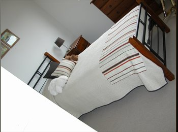 Own furnished room is available