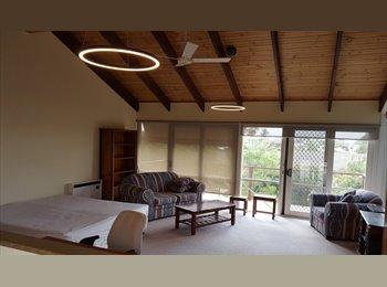 EasyRoommate AU - Large Studio Bed Sit in Share House, Ocean Grove - $220 pw