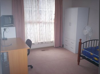Fully furnished rooms in excellent location
