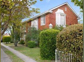EasyRoommate AU - Light filled apartment in Kew - Kew, Melbourne - $200 pw