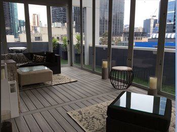 EasyRoommate AU - 5 Star..southbank with views, Melbourne - $400 pw