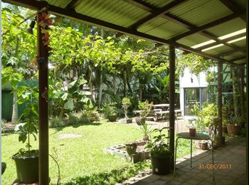 EasyRoommate AU - Great location! Very close to the CBD and TAFE. NON-SMOKING HOUSE - Parramatta Park, Cairns - $170 pw