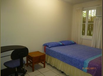 EasyRoommate AU - Great location! Very close to the CBD and TAFE. NON-SMOKING HOUSE - Parramatta Park, Cairns - $150 pw