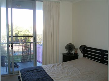EasyRoommate AU - Large room with balcony, built-ins and bathroom - Waterloo, Sydney - $350 pw