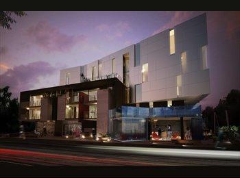 EasyRoommate AU - Modern Hawthorn Apartment, Kew - $360 pw