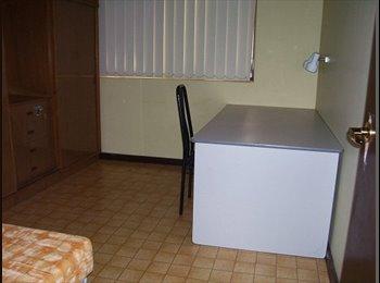 Single furnished bedroom
