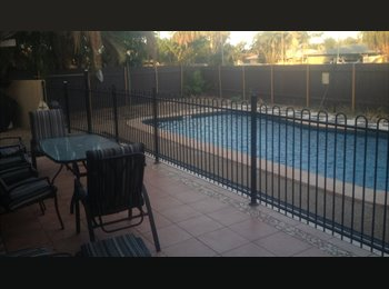 EasyRoommate AU - ROOMS AVAILABLE CLOSE TO HOSPITAL AND UNIVERSITY - Annandale, Townsville - $140 pw