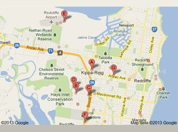 EasyRoommate AU - 3 Bedroom Townhouse - Kippa-Ring, Brisbane - $290 pw