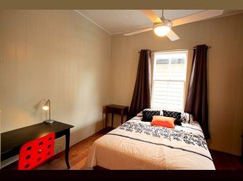 EasyRoommate AU - Enjoy living in fantastic fringe-CBD Queenslander - Spring Hill, Brisbane - $280 pw