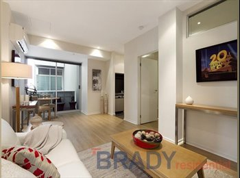 Fully Furnished 1 bedroom Apt Available!!