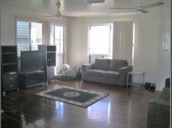 2 rooms in quiet, friendly share house